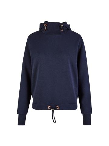 Vestino Kapuzen-Sweatshirt in Marine
