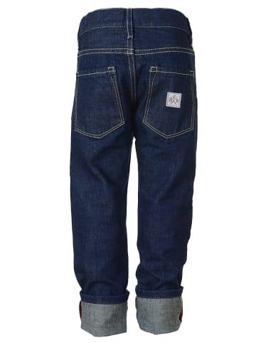 """Band of Rascals Jeans (vegan) """" Rascal """" in blau"""