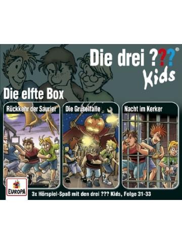 Die drei Fragezeichen CD Die drei ??? Kids 3er CD-Box, 3 CDs