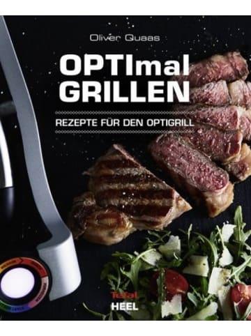 Heel Verlag OPTImal Grillen - OPTIgrill Kochbuch Rezeptbuch