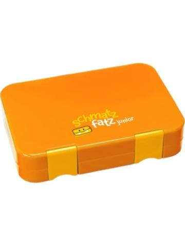Schmatzfatz Brotdose junior Lunchbox Orange