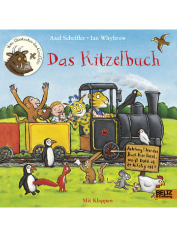 Beltz & Gelberg Das Kitzelbuch