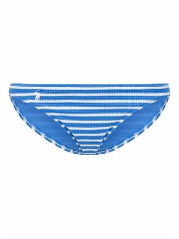 POLO RALPH LAUREN Bikinihose in Blau
