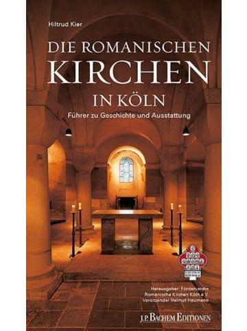 J.P. Bachem Verlag Die Romanischen Kirchen in Köln | Führer zu Geschichte und Ausstattung
