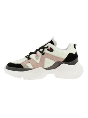 Supertrash Sneaker in WHT-NUD