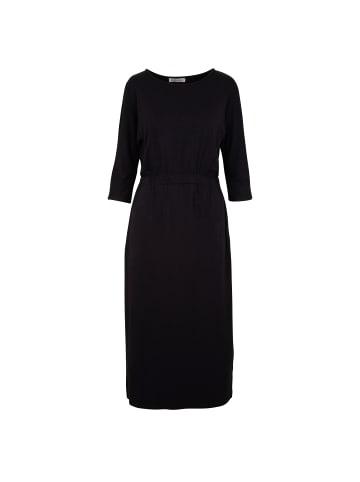 "FRIEDA SAND Organic Kleid ""Penelope"" in schwarz"