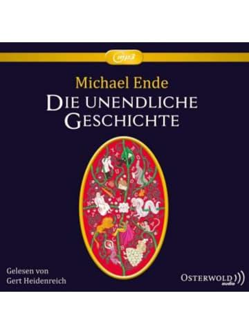 OSTERWOLDaudio Die unendliche Geschichte, 2 MP3-CDs