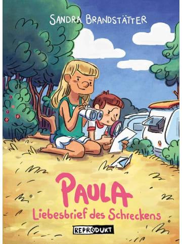 Reprodukt Paula - Liebesbrief des Schreckens