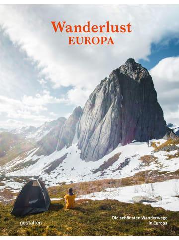 Gestalten Verlag Wanderlust Europa | Die schönsten Wanderwege in Europa