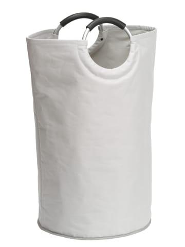 Wenko Wäschesammler Jumbo Stone, Multifunktionstasche, 69 l in Beige