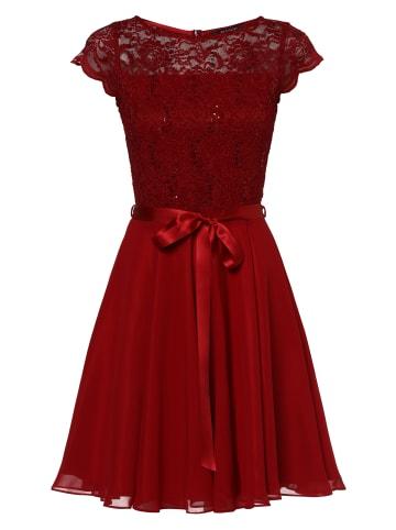 SWING Abendkleid in rot