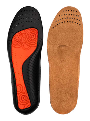 Bama Group Fußbetteinlegesohle Premium Fußbett BAMA Balance Comfort in brown