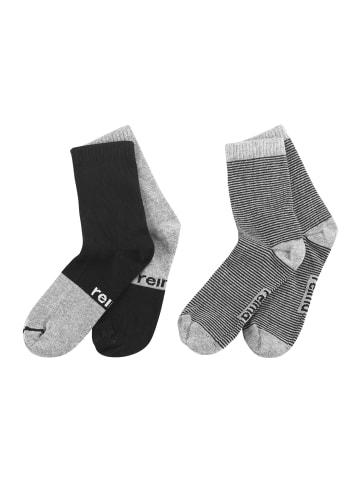 """Reima 2er Pack Socken """" My Day """" in Schwarz"""