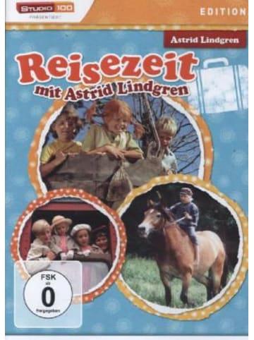 LEONINE Distribution Reisezeit mit Astrid Lindgren, 1 DVD