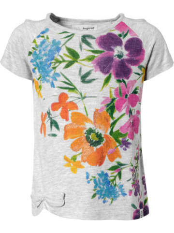 Desigual T-Shirt Cut-out