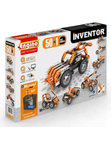 Engino INVENTOR 50 Modelle (Motor)