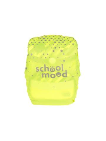 SCHOOL-MOOD Regenhaube Neongelb