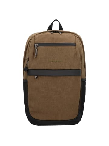 Hedgren Cruiser Rucksack 41 cm Laptopfach in beech khaki