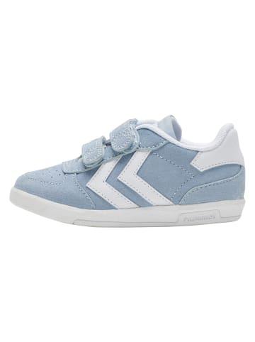 Hummel Sneakers Low Victory Infant in BLUE FOG