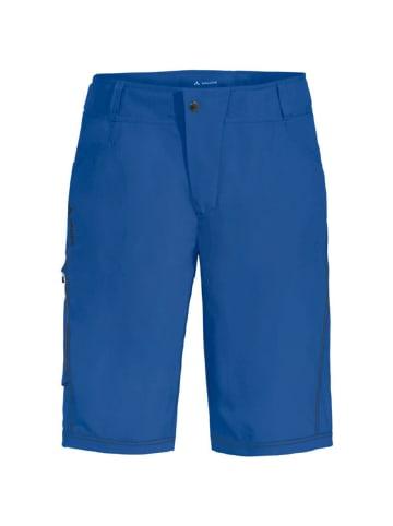 Vaude Shorts Ledro in Hellblau