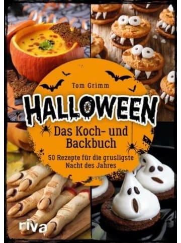 Riva Halloween. Das Koch- und Backbuch