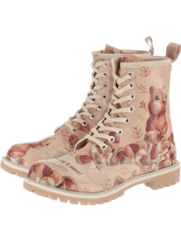 Dogo Dogo Long Boots - It Wasnt Me Schnürstiefeletten