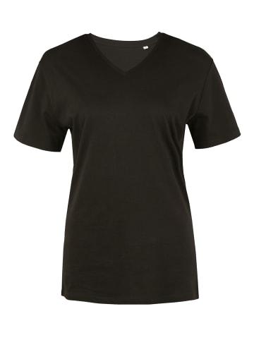 Bad Moms Club T-Shirt in Schwarz