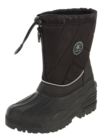 Mols Winterstiefel LINGA Kids Winterboots in 1001 Black