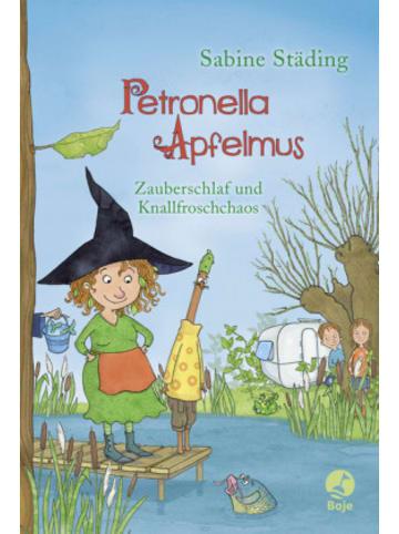 Boje Verlag Petronella Apfelmus - Zauberschlaf und Knallfroschchaos