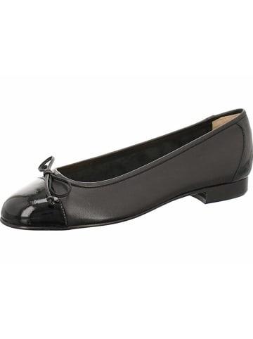 Gabriele Ballerinas in schwarz