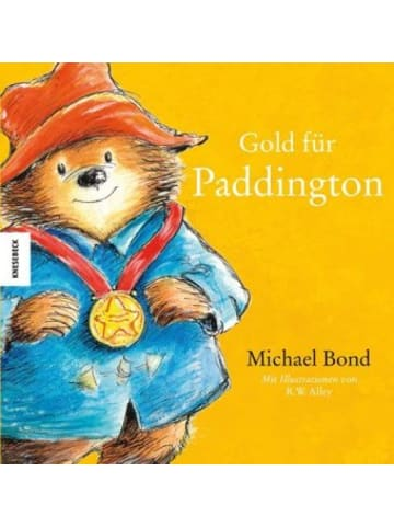 KNESEBECK Gold für Paddington