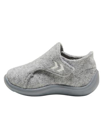 Hummel Sneakers Low Wool Slipper Infant in ALLOY