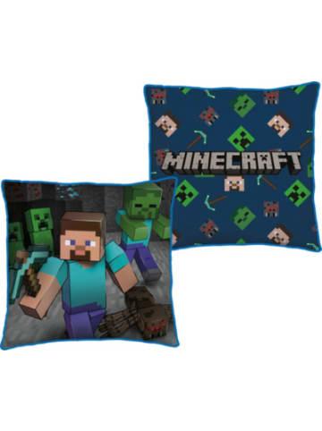 Character World Dekokissen Minecraft, 40 x 40 cm