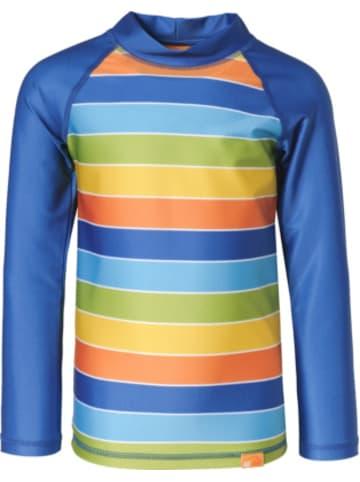 IQ Company Mini T-Shirts UV Shirt Kinder Stripes LS U