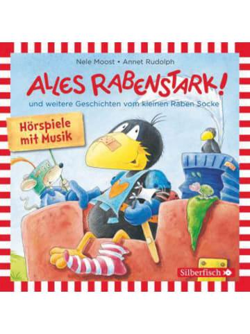 Rabe Socke Kleiner Rabe Socke: Alles rabenstark!, 1 Audio-CD