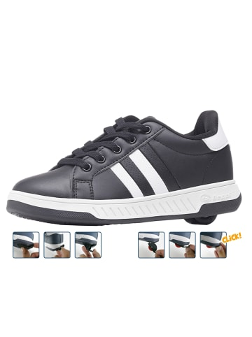 "Breezy Rollers Sneakers mit Rollen ""2176241"" in Schwarz/Weiß"