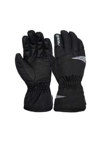 Reusch Fingerhandschuhe Snow Queen R-TEX® XT in 7678 black/grey melange/silver