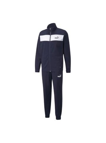 Puma Trainingsanzug Poly Suit in Dunkelblau