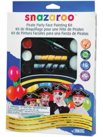 Snazaroo Piraten Party-Set
