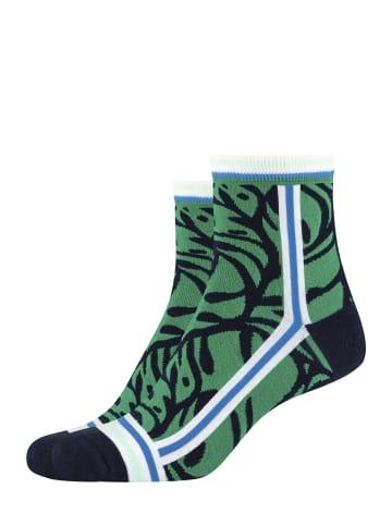 Fun Socks Socken 2er Pack in Green - 467