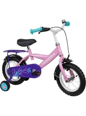 Hudora Kinderfahrrad RS-4 2.0, 12 Zoll, rosa