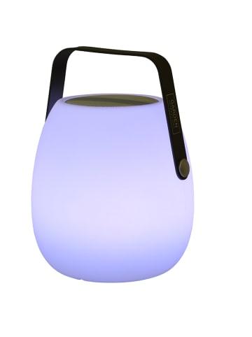 "Cozy Living Outdoor Lampe ""Egg"" mit Bluetooth Lautsprecher 23 cm"