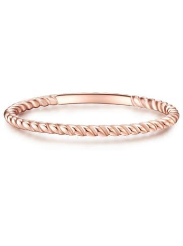 Glanzstücke München Ring Sterling Silber in Roségold in roségold
