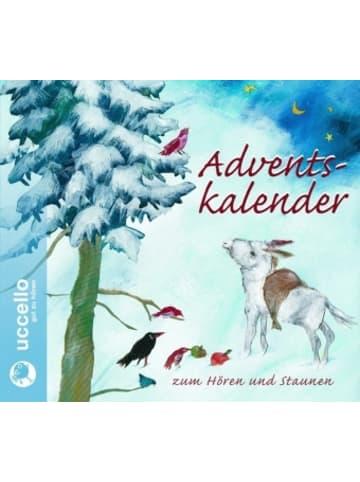 Uccello Adventskalender zum Hören und Staunen, Audio-CD
