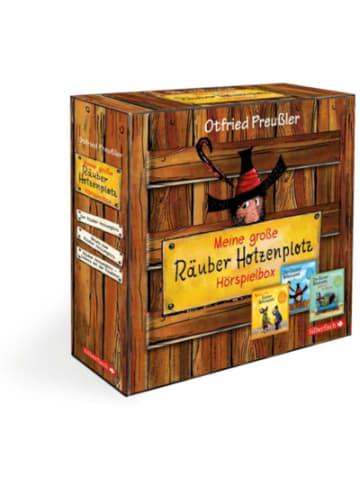 Silberfisch Verlag CD Meine große Räuber Hotzenplotz-Hörspielbox