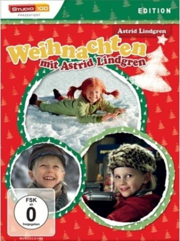 LEONINE Distribution Weihnachten mit Astrid Lindgren, 1 DVD