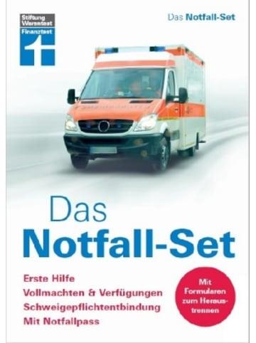 Stiftung Warentest Das Notfall-Set