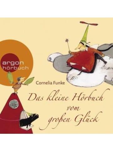 Argon Das kleine Hörbuch vom großen Glück, 1 Audio-CD