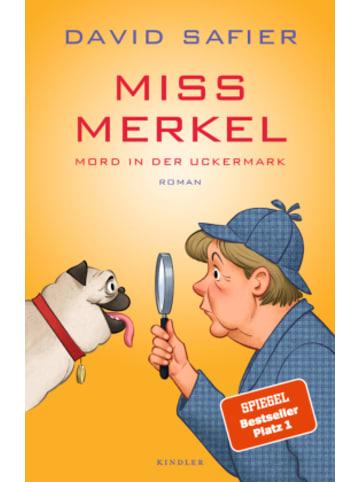 Kindler Miss Merkel: Mord in der Uckermark