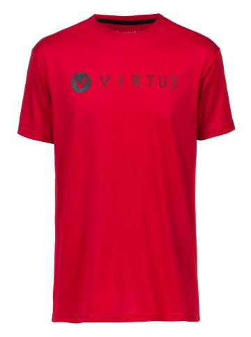 Virtus T-Shirt Edward in 4077 Barbados Cherry